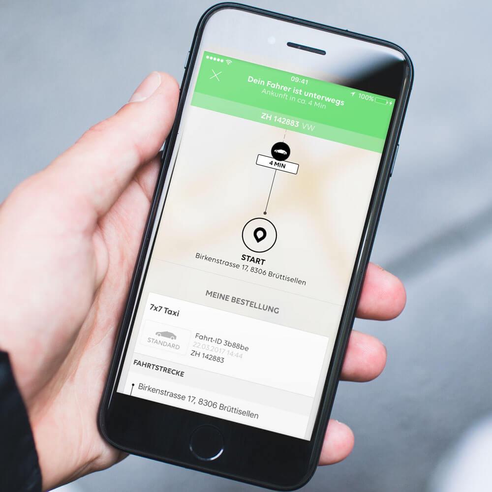 5ccb91e8c9d562 go! App – Die Taxi App - go! Mobility